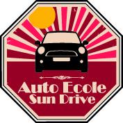 Sun drive - logo - vecto - 3x3 cm - 150 dpi
